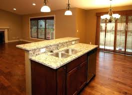 two tier kitchen island designs stylish kitchen island ideas southern living two level island 2 tier