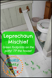 st patrick u0027s day traditions leprechaun footprints coolest