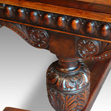 oak refectory dining table antique antique oak refectory draw edwardian oak refectory draw leaf dining table now sold hingstons antiques dealersedwardian oak refectory draw leaf