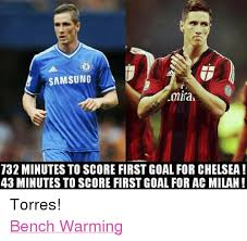 Torres Meme - samsung mirai 732 minutes to score first goal for chelsea 43