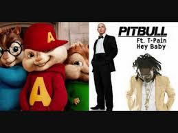 Pain Halloween Costume Pitbull Hey Baby Ft Pain Chipmunk Version