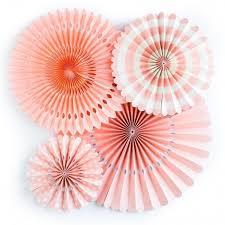 paper fan pinwheel hanging decorations uk candle cake shop