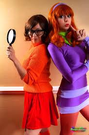 Velma Costume Daphne And Velma Cosplay By Uncannymegan On Deviantart