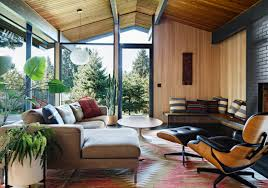 Midcentury Modern Colors A House On Memory Lane The Revival Of Mid Century Modern Design