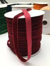 burgundy velvet ribbon burgundy velvet ribbon ebay