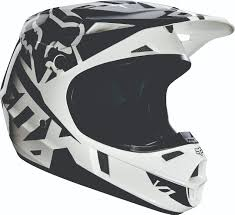 fox motocross helmets 16 youth v1 race helmet fox racing