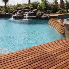 wood decking home garden ebay