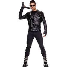 Wwe Halloween Costumes Adults Create Terminator Arnie Costume Simplyeighties