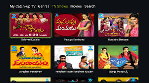yupptv for androidtv android apps on google play