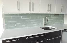 Glass Tiles Kitchen Backsplash by Clear Glass Mosaic Tile Backsplash Roselawnlutheran