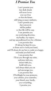 For My Husband On Our Best 25 Wedding Vows Ideas On Pinterest Vows Wedding Promises
