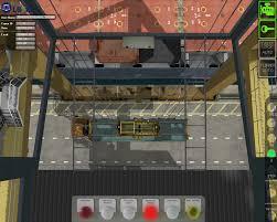 gaming setup simulator gantry crane simulator