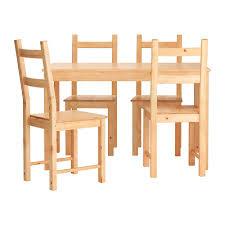 table avec 4 chaises ingo ivar table et 4 chaises ikea