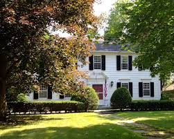 what style is your house colonial revival