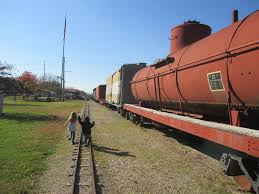 backyard excursions the atchison visitor center and rail museum