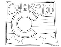 california state flag coloring page united states coloring pages classroom doodles