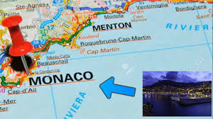 Monte Carlo Map Why Is Everyone In Monaco So Darn Rich Youtube