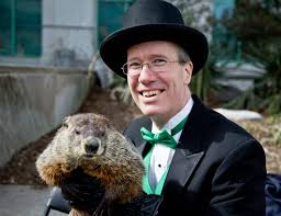 nc u0027s most famous groundhog hails from beech mountain rescued by