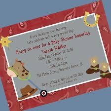 photo baby shower invitations wording image