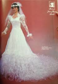 disgusting wedding dresses 80s fashion exclusive the 11 worst wedding gowns bridesmaid