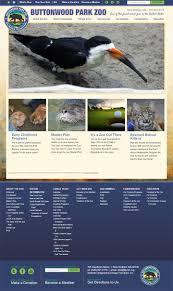 100 zoo websites for web design inspiration