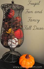 fall burlap art and mantel home decor tour in the garage diy