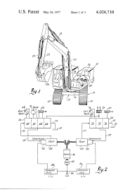 patent us4024710 load sensing hydraulic circuit having power