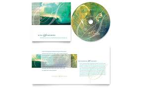 layout cd booklet symphony orchestra concert event cd booklet template design