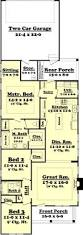 one story home floor plans apartments narrow lot one story house plans narrow lot house