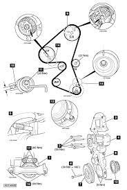 replace timing belt ford c max 1 6 tdci 2007 2010