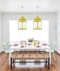 White Modern Dining Chairs Mint Green Dining Chairs With White Dining Table Contemporary