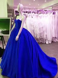 blue wedding dresses royal blue wedding dress taffeta wedding dress flawless wedding