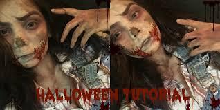 scarecrow halloween killer scarecrow halloween makeup tutorial youtube