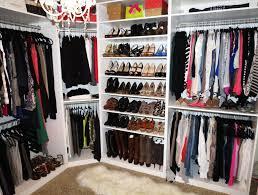 How To Design A Closet Closet Organizer Ideas For Small Walk In Closets Home Design Ideas