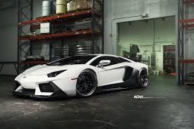 Lamborghini Aventador Features - custom lamborghini aventador v coupe chilling out on matte black