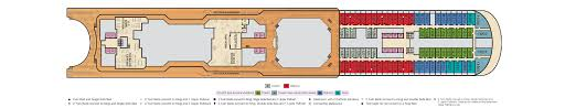 carnival horizon deck plans cruise radio carnival valor floor plan