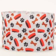 paw print ribbon dog paw print ribbon online dog paw print ribbon for sale