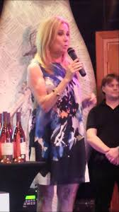 kathy lee gifford sings on the carnival splendor u0026 talks about her