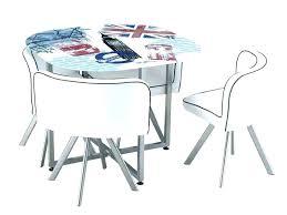table ronde et chaises table ronde avec chaises alinea table de cuisine table ronde table
