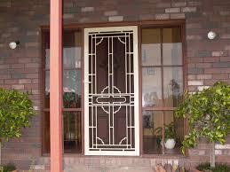 unique home designs security doors also with a patio door security