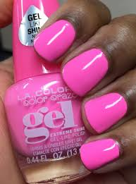 l a colors gel in posh 2 my misc nail collection pinterest