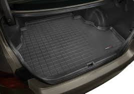 lexus es 350 floor mats black amazon com weathertech custom fit cargo liners for lexus es 350