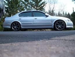 stanced nissan maxima post pics of your 5th gen with other gen model oem nissan infiniti