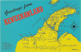 map of calumet michigan up calumet houghton hancock mi 1950s keweenaw peninsula mi flickr