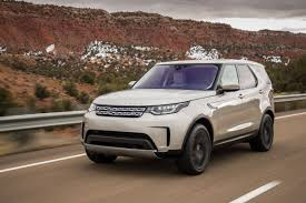 land rover discover new land rover discovery sd4 2017 review auto express