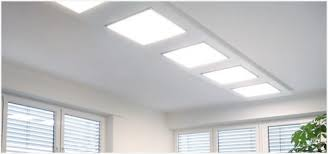 Led Ceiling Panel Lights Led Ceiling Tile Lights Special Offers German Energy
