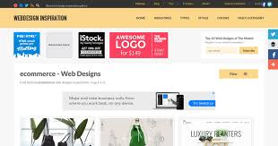 Home Design Interactive Website 10 Sites To Find Ecommerce Design Inspiration Tribe Interactive