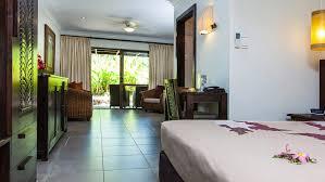 Family Bedroom Standard Family Room Rarotonga Accommodation Pacific Resort