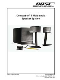 companion 5 service manual sm r03 electrostatic discharge