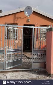 house security fence stock photos u0026 house security fence stock